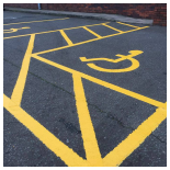 Our Work - Commercial Work and Road Markings